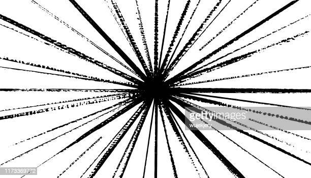 rays in the background, firework explosion, hand-drawn - explosive stock illustrations