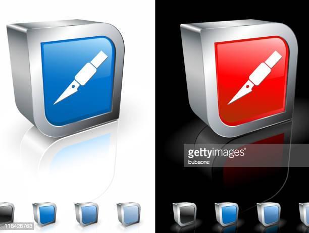 razor blade square royalty free vector art - razor blade stock illustrations, clip art, cartoons, & icons