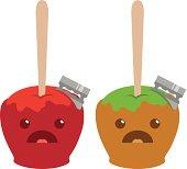 Razors in Apples