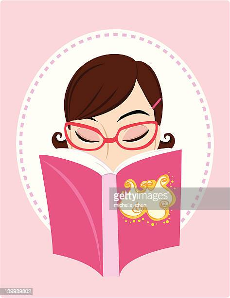 Reading - Pink Background