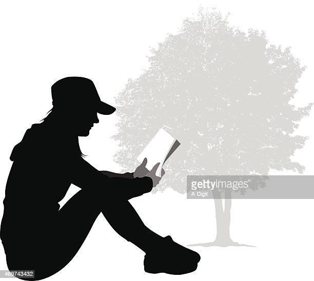 ReadingANovel