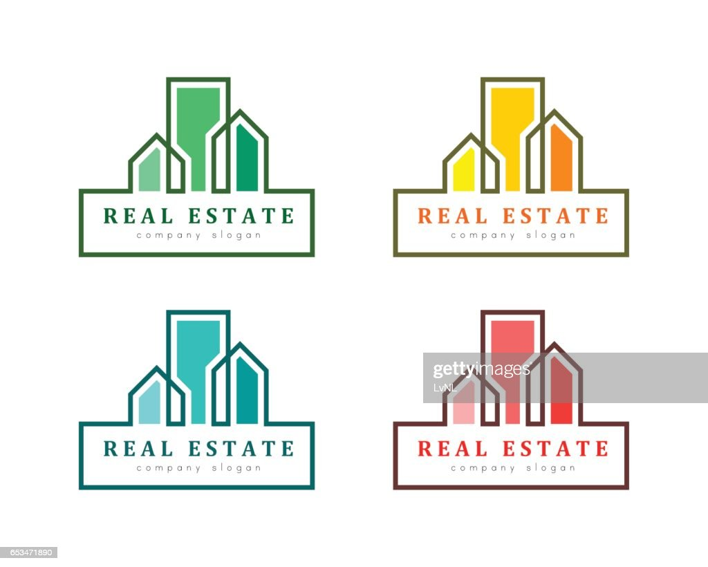 Real estate agency concept