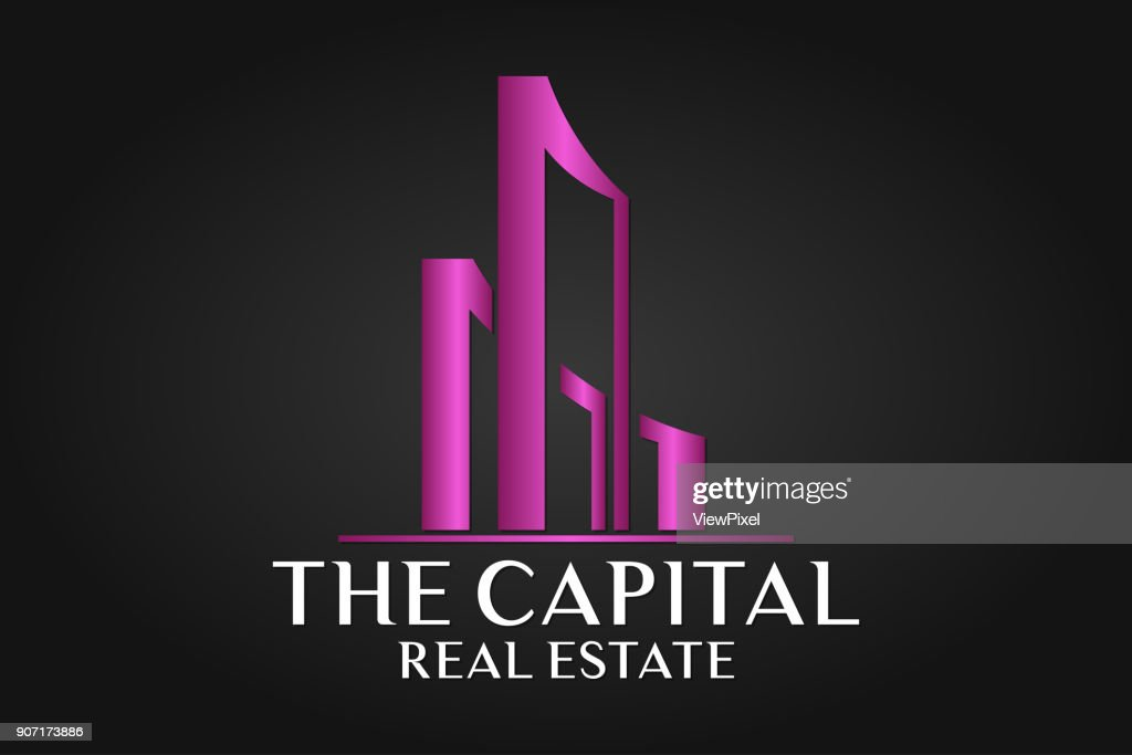 Real Estate, Building, Construction and Architecture Vector Design