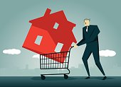 Real Estate, Carrying, House,Housing Problems