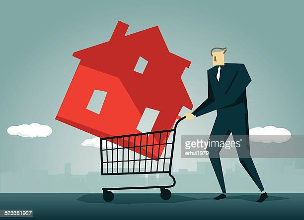 real estate, carrying, house,housing problems - buy single word stock illustrations, clip art, cartoons, & icons