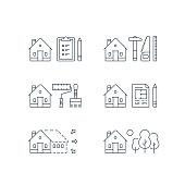 Real estate development, house renovation, home improvement, paint services, contraction work, enlargement,green neighborhood
