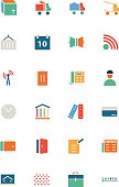 Real Estate Flat Vector Icons 5