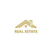 Real estate gold design