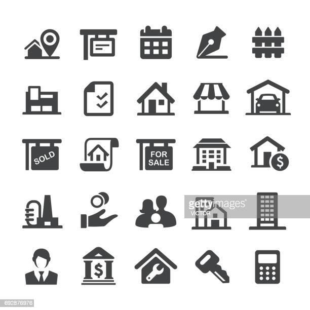 Real Estate Icon - Smart Series