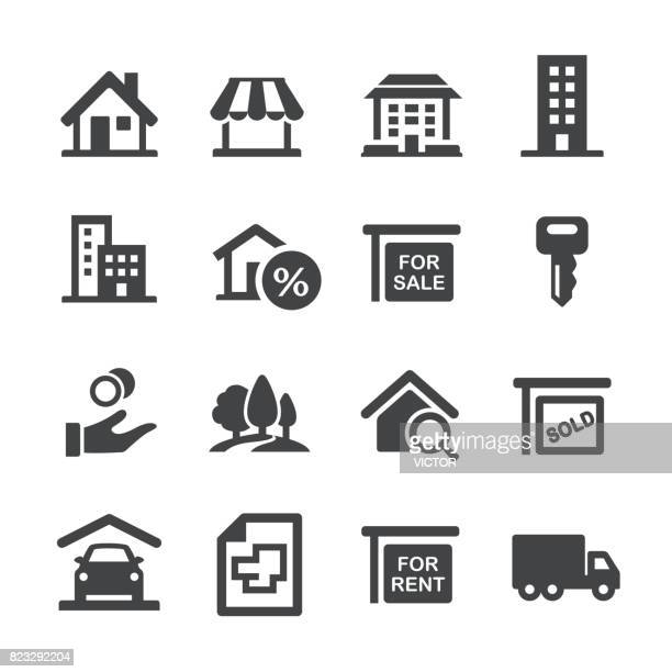 Real Estate Icons - Acme Series