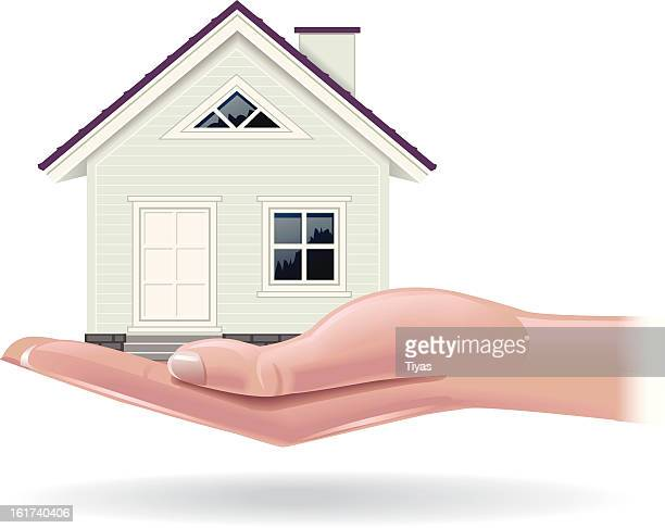 real estate - model to scale stock illustrations, clip art, cartoons, & icons