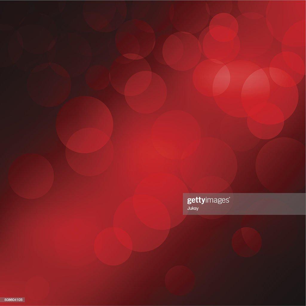Realistic bokeh lights. : Arte vectorial