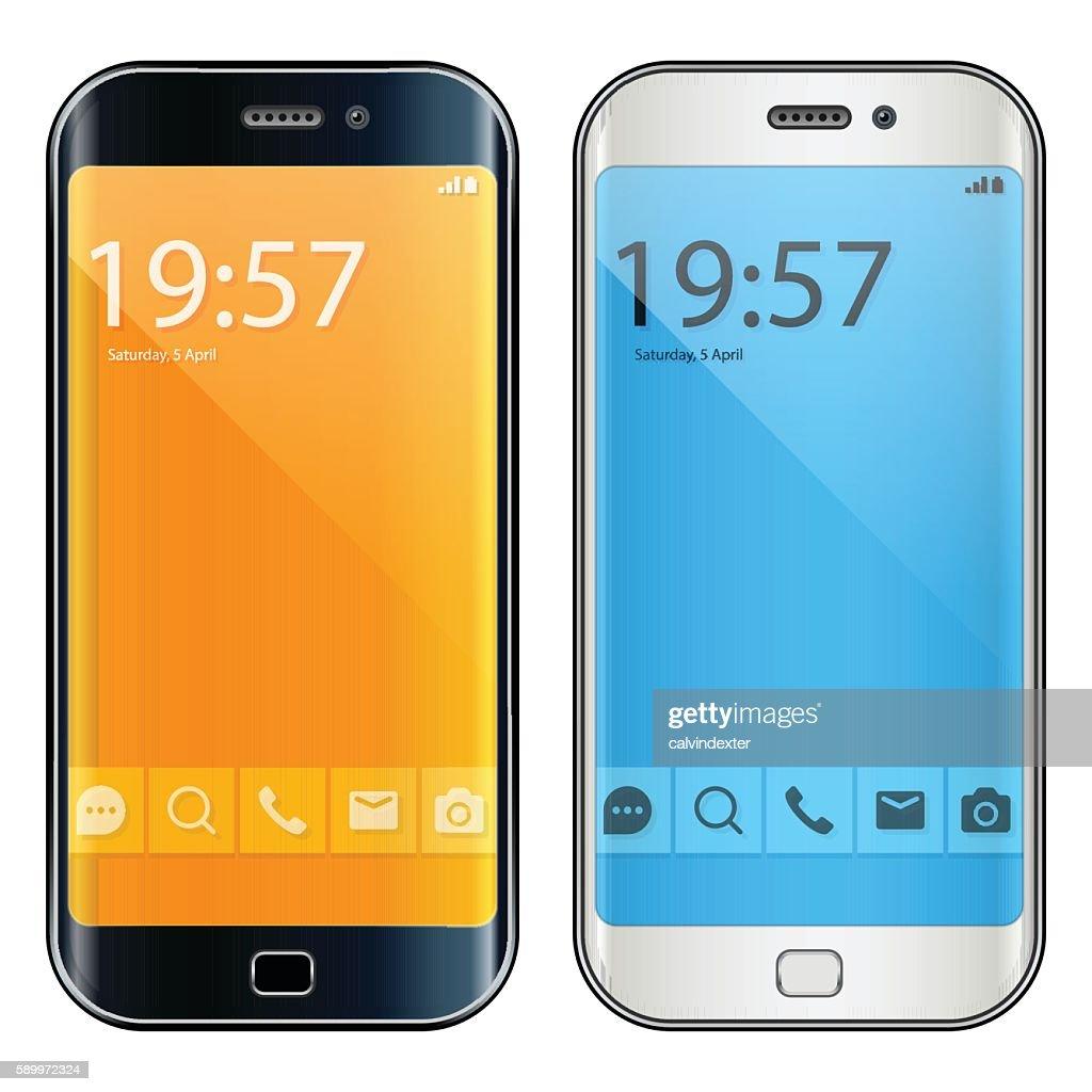 Realistic Smartphones