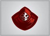 Reaper Mascot