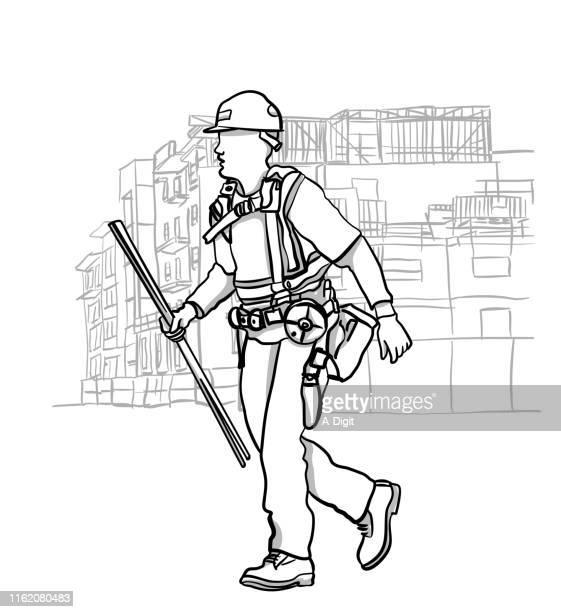Rebar Worker Construction