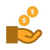 Receiving Cash