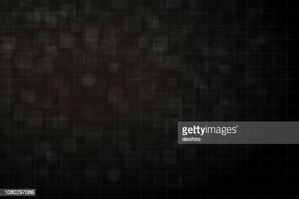 A rectangular creative black self chequered/ checkered background- vector  Xmas Illustration