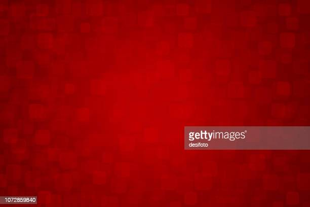 a rectangular creative merry christmas red self chequered/ checkered background- vector  xmas illustration - square stock illustrations