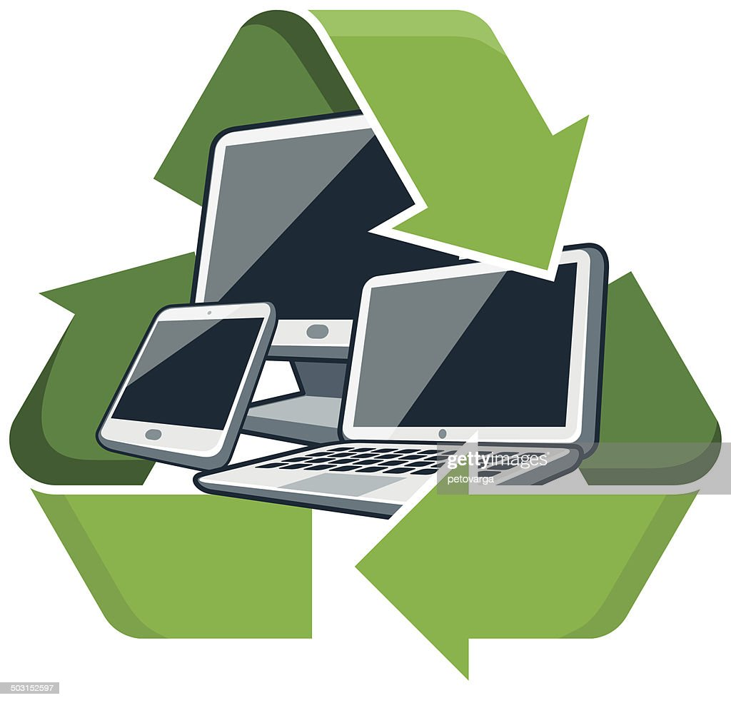 Recycle electronic devices