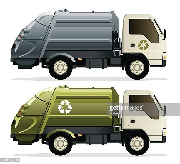 illustrations et dessins anim s de camion poubelles getty images. Black Bedroom Furniture Sets. Home Design Ideas