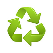 Recycle Sign - Novo Icons.
