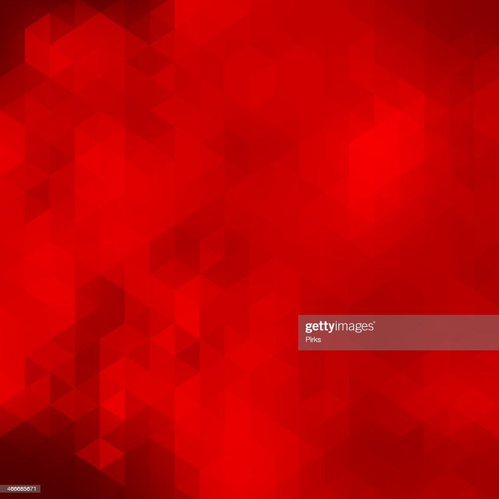 Red abstract background. EPS 10