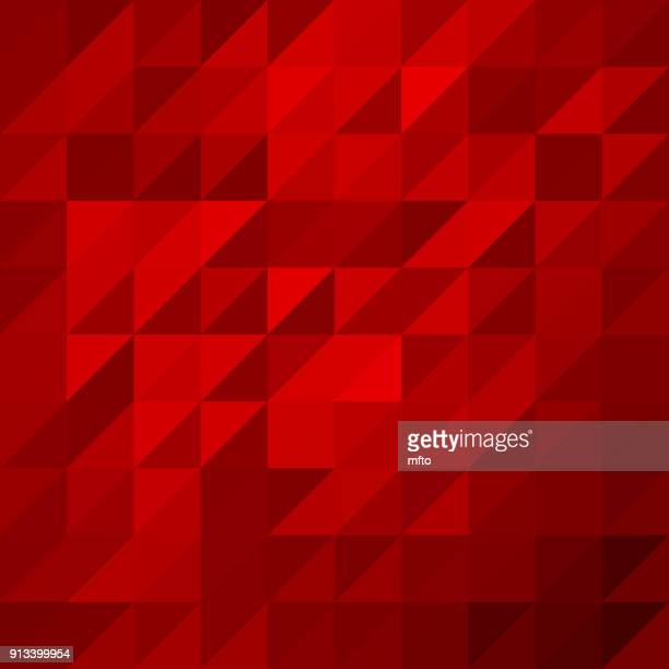 Fundo abstrato vermelho