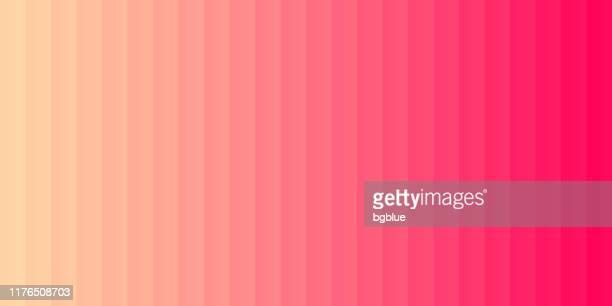 赤い抽象的なグラデーションの背景が垂直色線に分解される - ピンクの背景点のイラスト素材/クリップアート素材/マンガ素材/アイコン素材