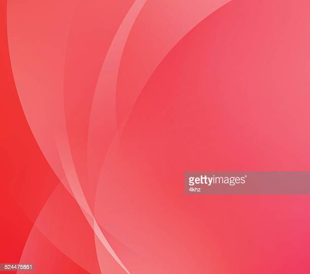 red abstract smooth blue color gradient vector background - pink background stock illustrations, clip art, cartoons, & icons