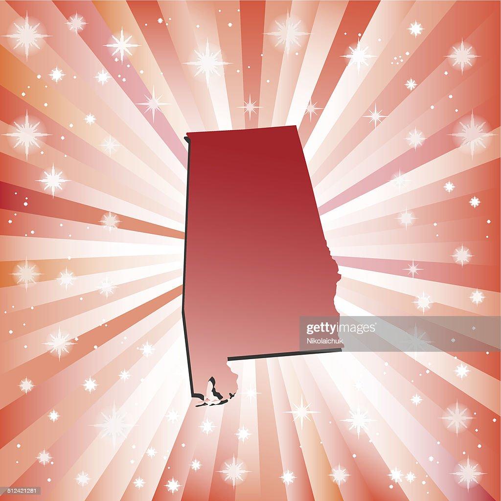 Red Alabama.