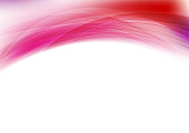 Red and purple abstract wavy background