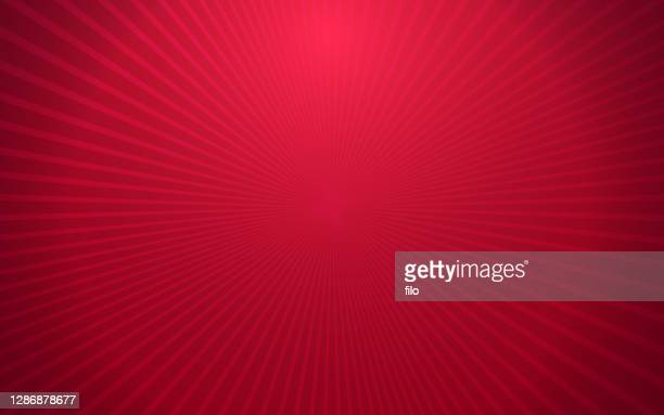 red blast background - hypnosis stock illustrations