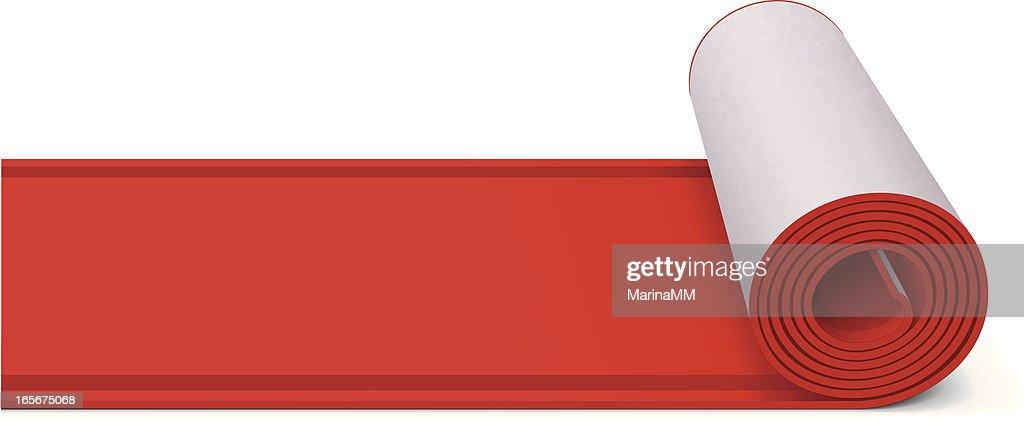 Red Carpet : stock illustration