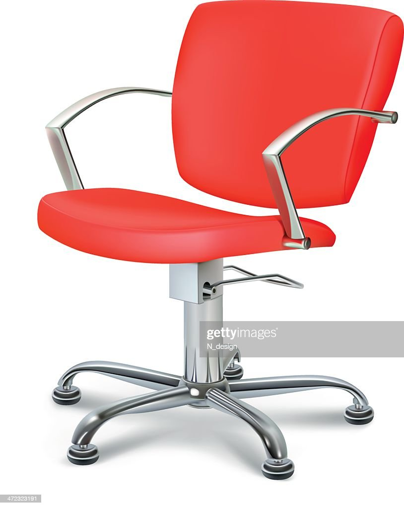 Red Chair : stock illustration