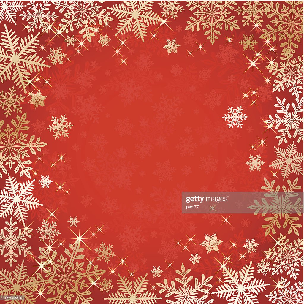 Red Christmas Background High Res Vector Graphic Getty Images