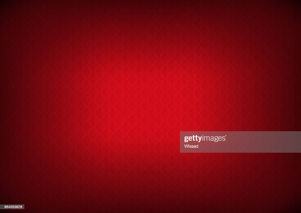 red circle overlap chinese abstract background