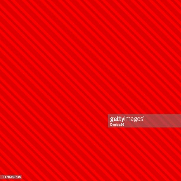 red diagonal lines - seamless pattern background - wrapping paper stock illustrations