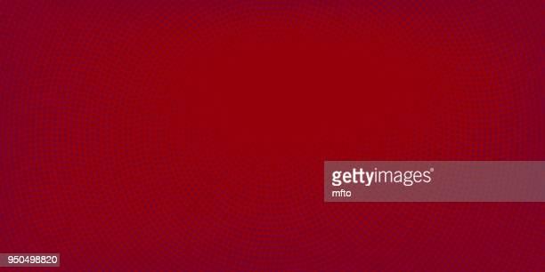 roten halbton hintergrund entdeckt - roter hintergrund stock-grafiken, -clipart, -cartoons und -symbole