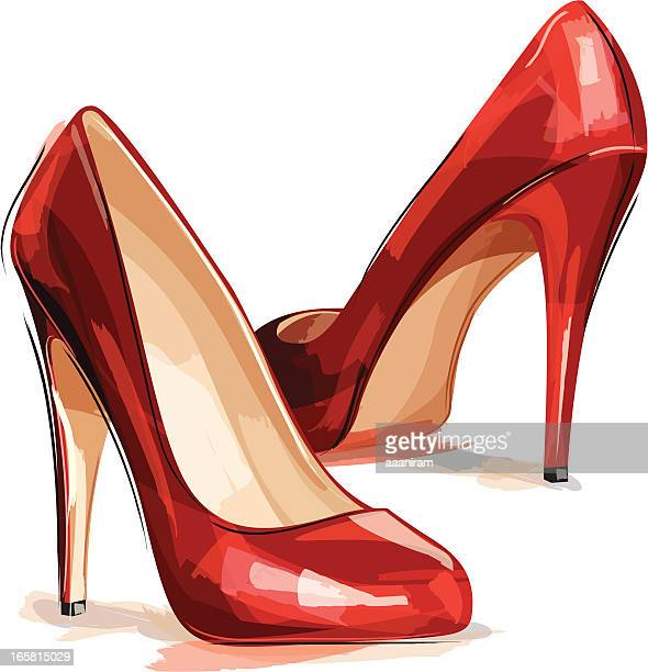 433a2a80de0 60 Top High Heels Stock Illustrations, Clip art, Cartoons, & Icons ...