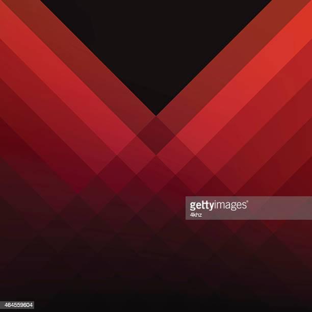 Minimale Grafik Stock-Vektor-Design-Vorlage Hintergrund Rautenmuster
