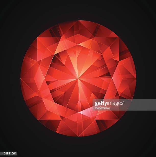 Red Luxury Jewel