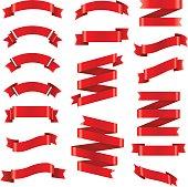 Red Ribbon Big Set