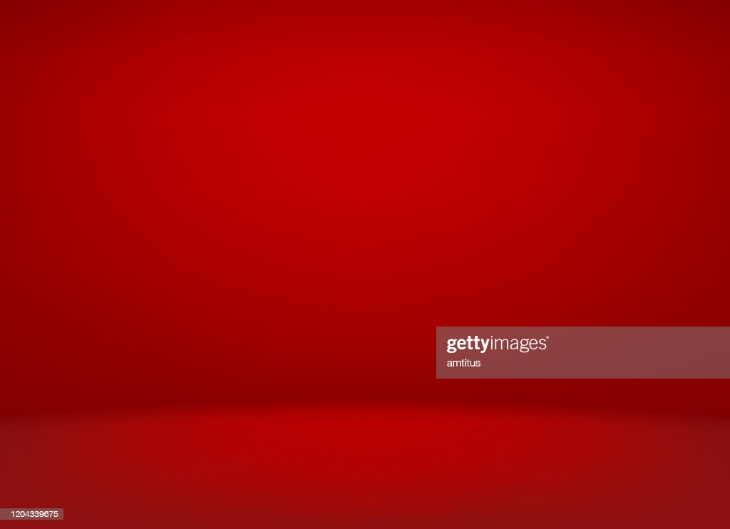 rotes Zimmer : Stock-Illustration