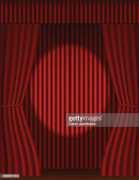 stage curtain stock illustrations and cartoons getty images