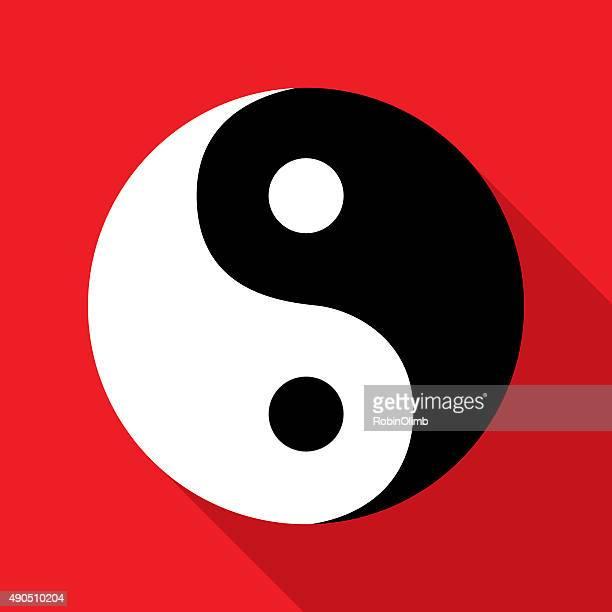 Ilustraciones De Stock Y Dibujos De Símbolo Yin Yang