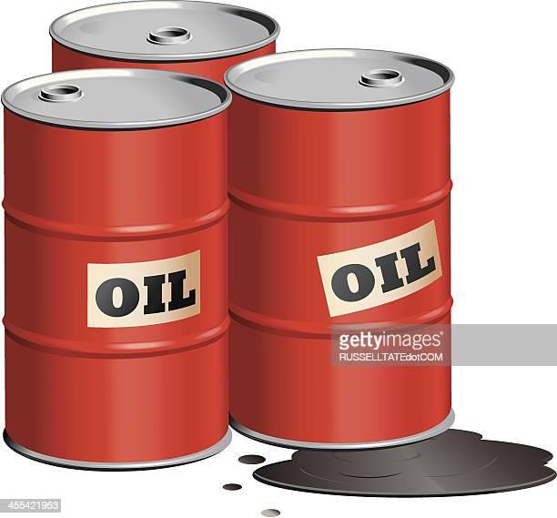 ilustrações, clipart, desenhos animados e ícones de red-oil-tambores - fábrica petroquímica