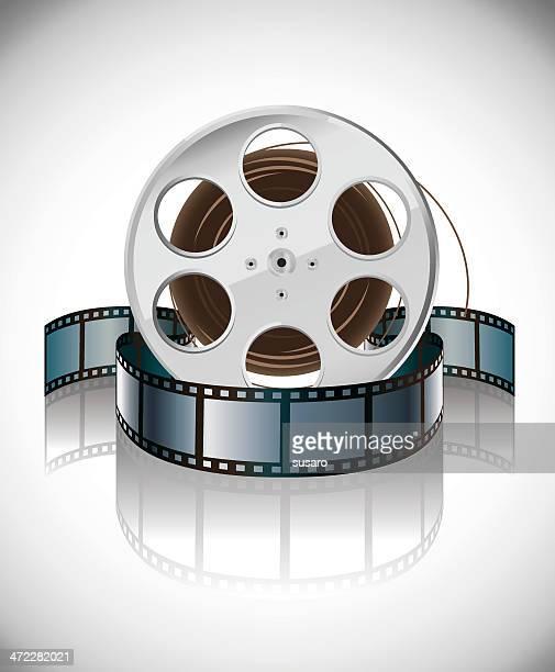 Reel and Film Strip