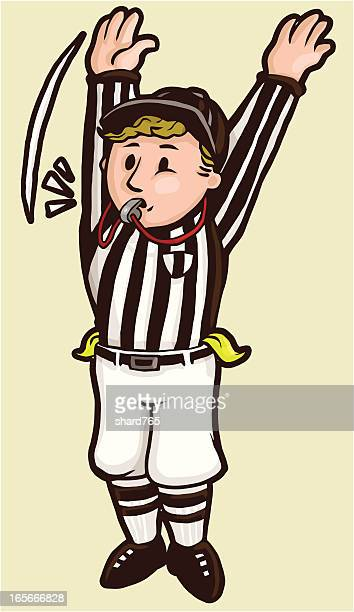 Referee signaling It's Good!