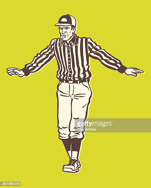 Referee Signaling