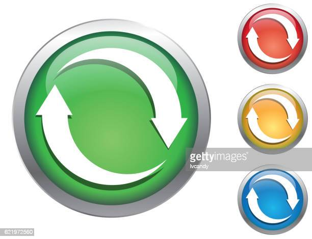 Refresh or recycle button